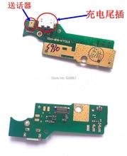 Новый оригинальный подлинной USB зарядка совета со шлейфом и микрофоном для Lenovo S930 мобильный телефон + прямая поставка