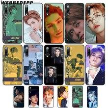 WEBBEDEPP Korean handsome boy NCT Soft TPU Case Cover for Xiaomi Redmi GO Note 4 4X 5 6 pro 5A Prime 7 Pro