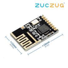 1 шт. беспроводной приемопередатчик NRF24L01+ 2,4 ГГц антенный модуль для микроконтроллера