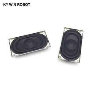Image 4 - 2PCS/Lot Notebook Speaker Horn 2W 8R 3520 2035 Loud speaker 8 ohms 2 Watt 8R 2W 35*20MM thickness 5.5MM