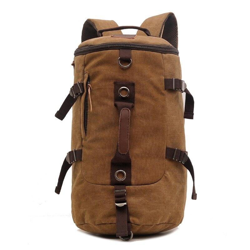 adab475c7652 Hot Sale márkás vászon táskák nagy kapacitású szabadidő férfi ...