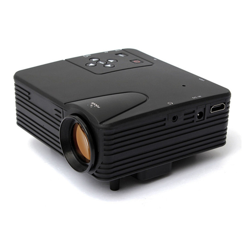 Cheapest 2016 newest portable home cinema theater for Hdmi mini projector reviews