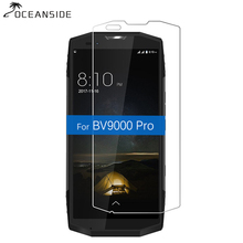 2PCS For Blackview BV9000 Pro Screen Protector 2.5D 9H Tempered Glass Protective Film On Black View BV9000Pro BV 9000 5.7″