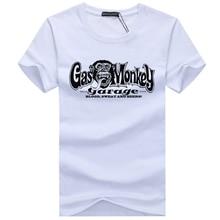 Gas Monkey Garage Printed T-shirt for Men  S-5XL