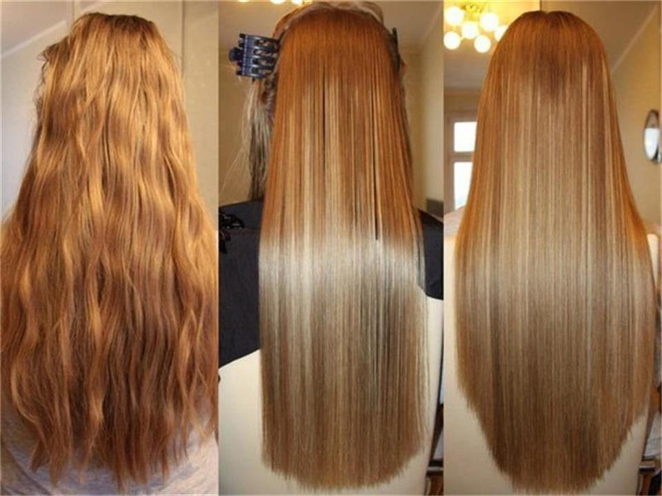seco fazer o cabelo suave suave tratmen