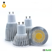 1pcs Super Bright 9W 12W 15W E27 E14 MR16 GU10 LED Bulb 110V 220V Dimmable Led Spotlights WarmWhite /Cool White LED lamp(China)