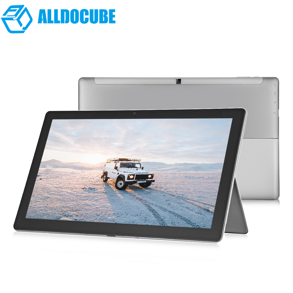 ALLDOCUBE KNote8 13.3 ''2 k IPS Écran 2 Dans 1 8 gb + 256 gb Tablet PC Windows 10 intel Core M3-7Y30 Dual Core 1.0 ghz Comprimés Type-C