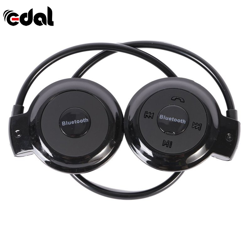 EDAL Mini 503 Neckband Sport Wireless Bluetooth Handsfree Stereo Headset Headphone Earphone for Mp3 Player for