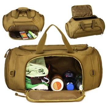 Outdoor Sports Backpack Tactical Army Bags for Men Camping Hunting Rucksack Shoulder Bag Mochilas Tacticas Sac De Sport XA996WD 4
