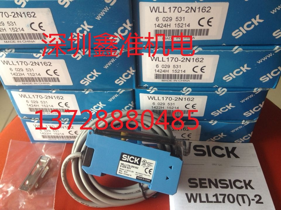 WLL170-2N162  Photoelectric Switch e3x da21 s photoelectric switch
