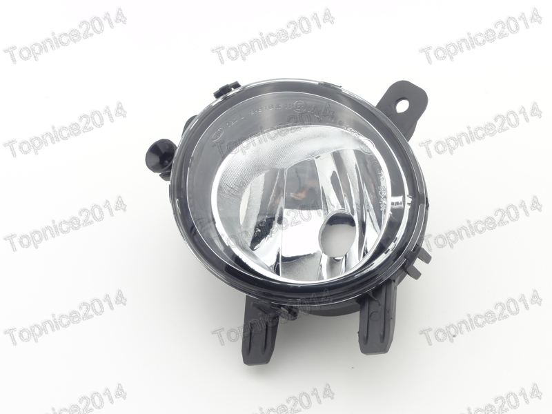 1Pcs Clear Lens Front Bumper Driving Fog Light Lamp Left Side without Bulb For BMW 3 Series F35 2012 2014