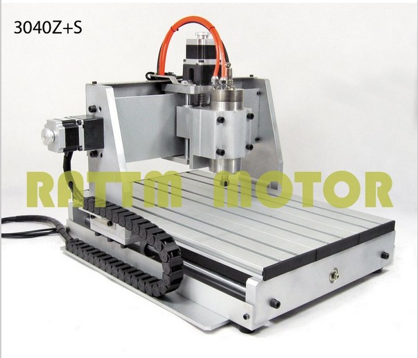 2016 New Style Wood Router 3040/ROUTER/ENGRAVER/ENGRAVING DRILLING AND MILLING MACHINE 220VAC free tax desktop cnc wood router 3040 engraving drilling and milling machine