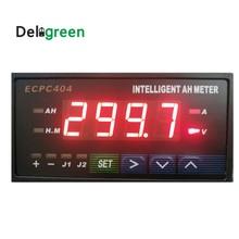 Deligreen Hot seller! Intelligent Amp Hour METER HB404  with Blue /Red Digital Display ECPC404 JLD404 HB404