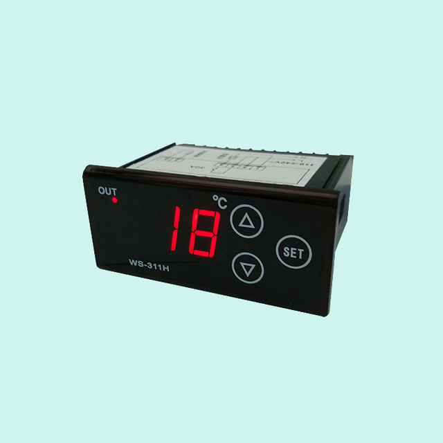 WS 311H microcomputer temperature controller electronic thermostat