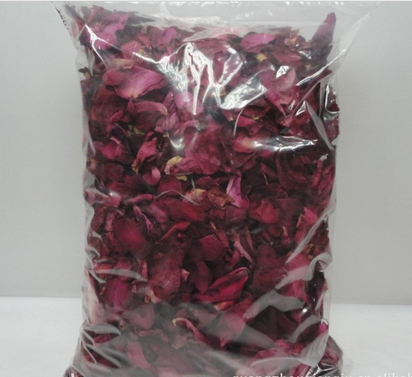 In Stock Brand New Natural Rose Petals Dry Bath Bubble Foot Spa 50g Bag Free Shipping From Beauty Health On