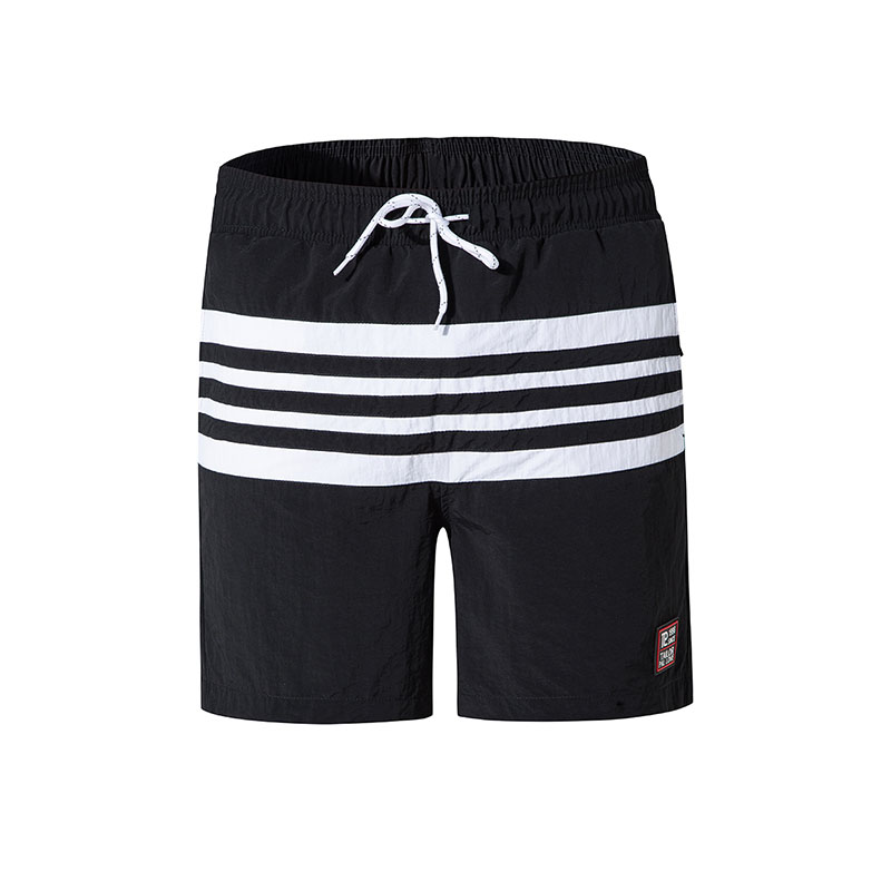 Beach   Shorts   Men Swimming Trunks Breathable Quick Dry With Liner Swimsuit Surf Swim   Shorts   Trunks Polyester Men's   Board     Shorts