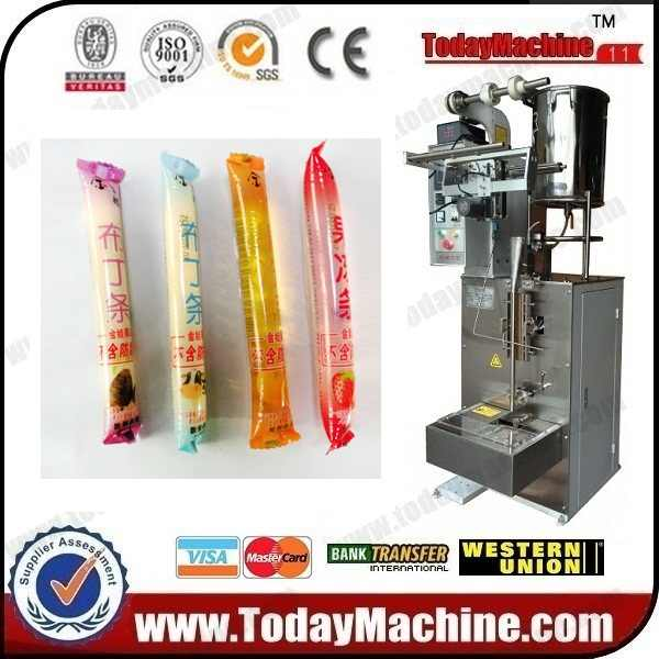 Ice Lolly Pop Stick Filling Packing Machine Relay Relay