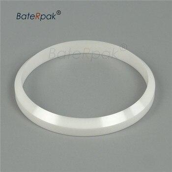 цена на BateRpak Pneumatic/electric Pad printing machine spare part ZrO2 ink cup Zirconium porcelain/ceramic ring,ODxIDxH mm,Type RJ-1