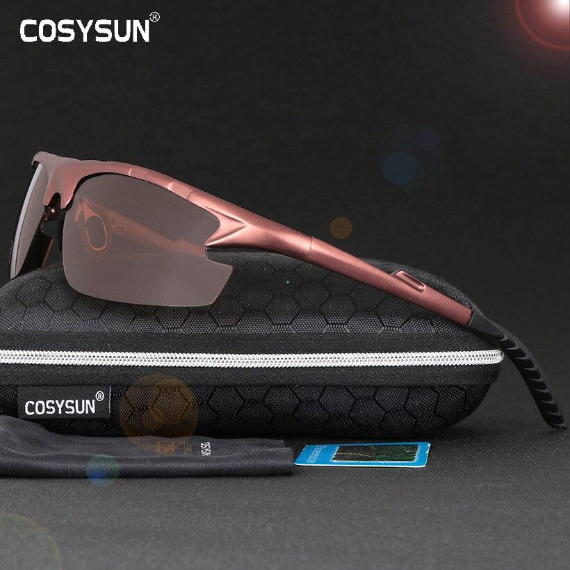 b4ef83b0843 Best buy 2015 Men s Polarized Sunglasses aluminum magnesium alloy Driving  Aviator Army sports Eyewear Glasses Half Rim oculos sunglasses online cheap