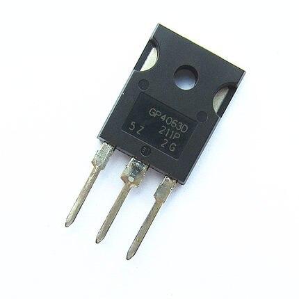 IRGP4063D IRGP4063DPBF GP4063D IRGP4063 TO-247 новые оригинальные в наличии