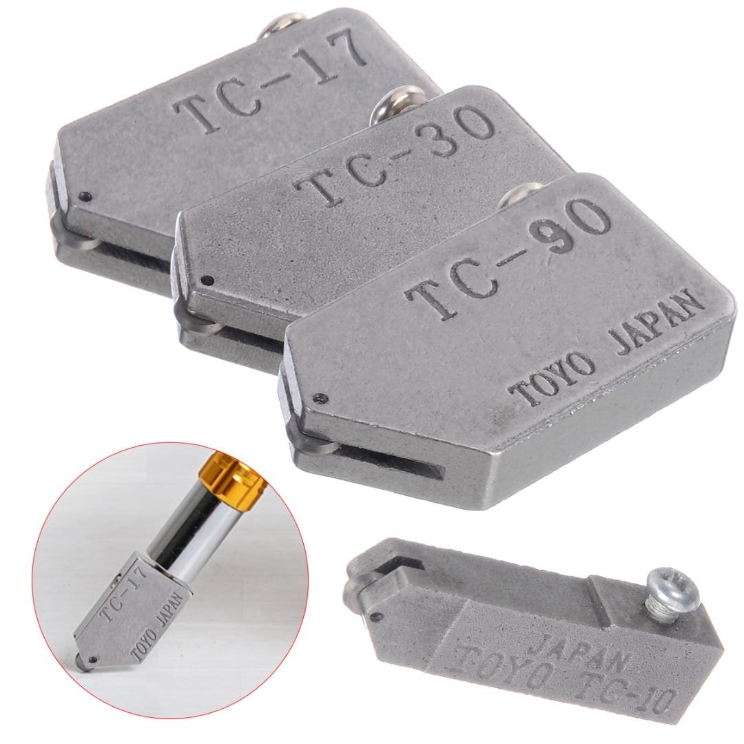 Glass Straight Cutting Tile Cutters Cutting Tool Accessories Head Replacement TC-17 TC-30 TC-10 TC-90