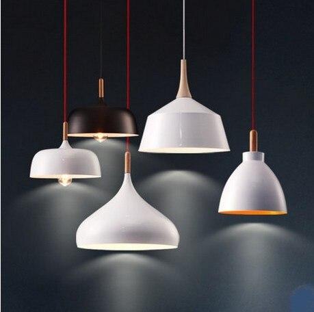loft hout kunst droplight industrile wind moderne hanger verlichting woonkamer eetkamer bar led opknoping lamp home verlichting in loft hout kunst