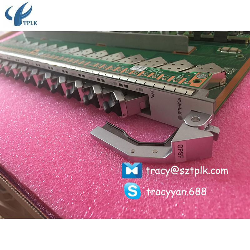 Fiber Optic Equipments Fiber Optic Equipment Brand New Hua Wei Olt Gpon Epon Olt Ma5800-x15 With 16 Ports Pon Board Gpsf Communication Equipments