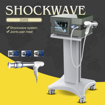 Promotion Acoustic Wave Therapy Cellulite Removal Pain Relief Radial Shock Wave Slimming Machine CE Approval