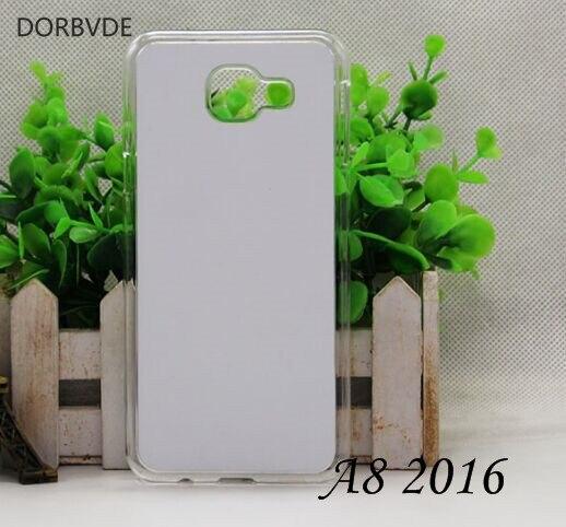 2D en blanco de la caja de la PC para Samsung Galaxy A3 A5 A7 2016 2017 A7 2018 A9 en blanco con cubierta de aluminio inserts 50 unids/lote-in Cajas ajustadas from Teléfonos celulares y telecomunicaciones on AliExpress - 11.11_Double 11_Singles' Day 1
