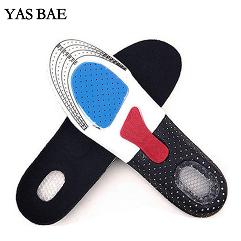 Free Size Unisex Orthotic Arch Support Sport Shoe Pad Sport Running Gel Insoles Insert Cushion for Men Women Foot Care Yas Bae 2017 new 1pair s size unisex orthotic arch support sport shoe pad sport running gel insoles insert cushion for men women st1