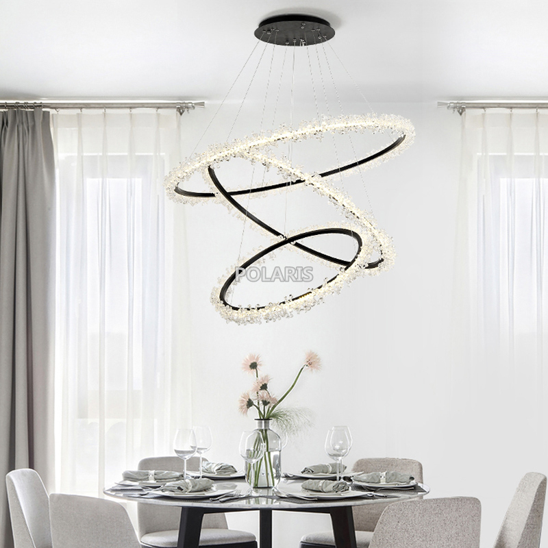 Super Us 499 98 50 Off Modern Luxury Led Crystal Chandelier Lighting Hanging Lights Lamps For Living Dining Room And Hotel Centerpieces Decoration In Interior Design Ideas Inesswwsoteloinfo