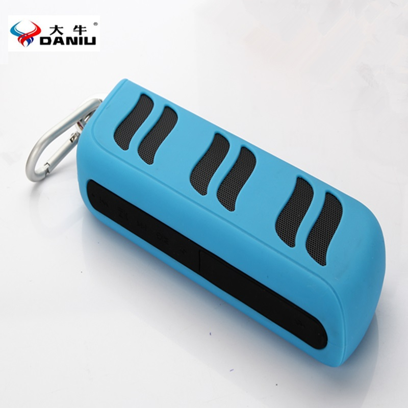 Powered Portable Bluetooth Speaker font b Power b font font b Bank b font 4000mah Mini