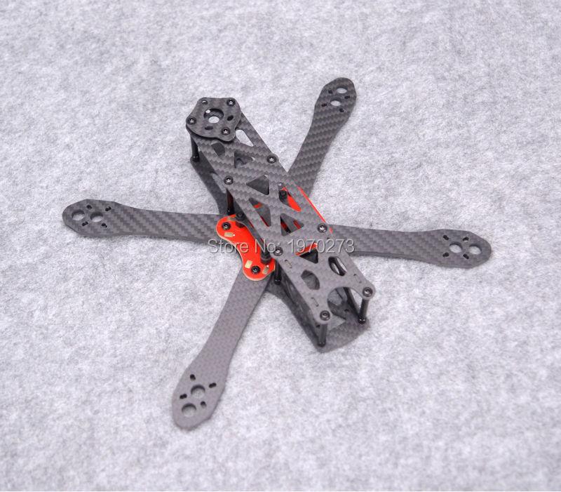 2mm Neueste Kollektion Von Alien 225mm Fpv Quadcopter Rahmen 225 Diy Kreuz Racing Mini Drone Reinem Kohlenstoff Faser 4mm 1,5mm Unmontiert