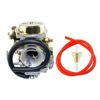 High Performance Motorcycle Carburetor & Fuel filter & Oil Tube For YAMAHA XV250 Route 66 V star 250 Virago250 1988 2014