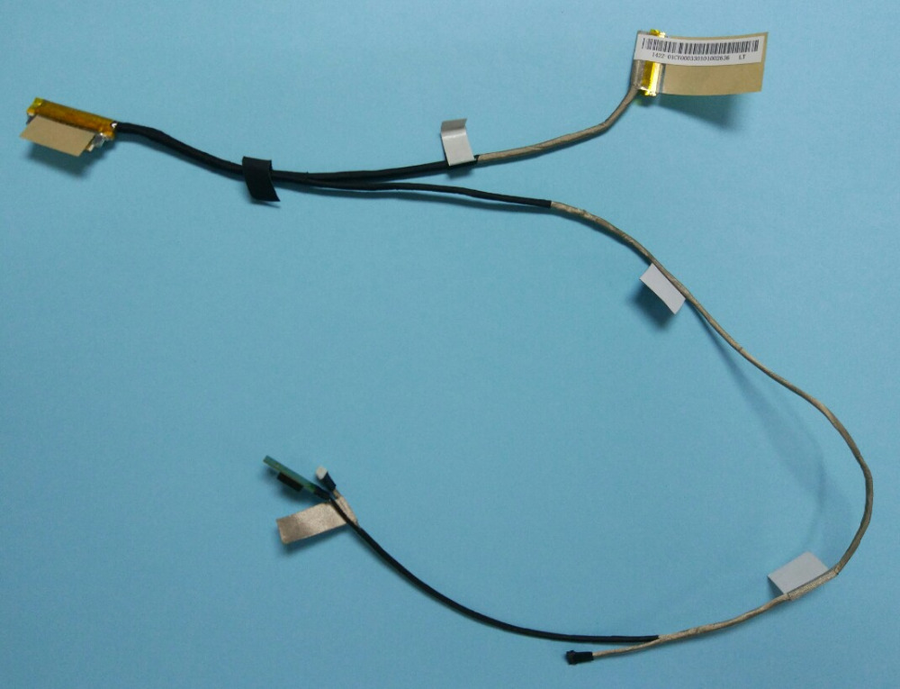 WZSM Wholesale NEW LCD Cable For ASUS S300 S400 S500C S550 N550 P/N 1422-01CY000