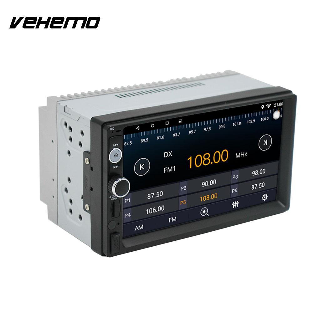 MP5 аудио плеер автомобиля 7 дюймов автомобиля MP5 автомобильный Электроника Bluetooth Зеркало Link Smart AUX/USB/TF /FM DC 12 В