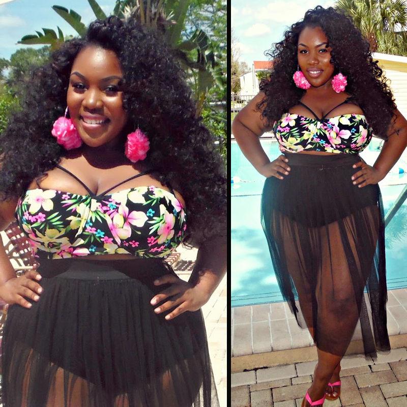 Analitico 2016 Donne Sexy Push-up Imbottito Reggiseno Del Bikini Set Costumi Da Bagno Costume Da Bagno Beach Bathing Suit Plus Size