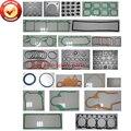8DC9 8DC9T Motor Voll dichtung set kit für Mitsubishi FUSO LKW bagger 16.031cc 16.0L ME997092 ME092200 ME067069 31201 32100 Vollständiger Satz Dichtungen Kraftfahrzeuge und Motorräder -