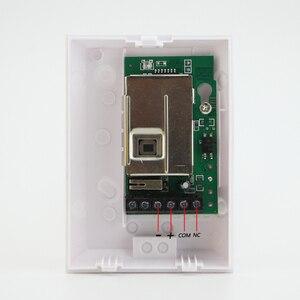 Image 5 - משלוח חינם! 3 יח\חבילה Wired PIR חיישן תנועת גלאי עבור GSM PSTN אבטחת בית אזעקה מערכת