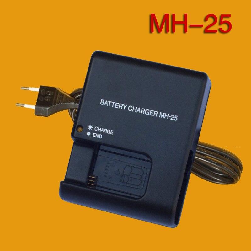 Оригинальные Горячие Продажи MH-25 MH25 MH 25 Для Nikon EN-EL15 EN EL15 D600 V1 D800 D800E D7000 Цифровая Камера Батареи зарядное устройство