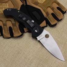 Tactical Folding Blade Knife G10 Handle 5CR15MOV Blade Ball Bearing Camping Hunting Survival Knife Outdoor EDC Tools