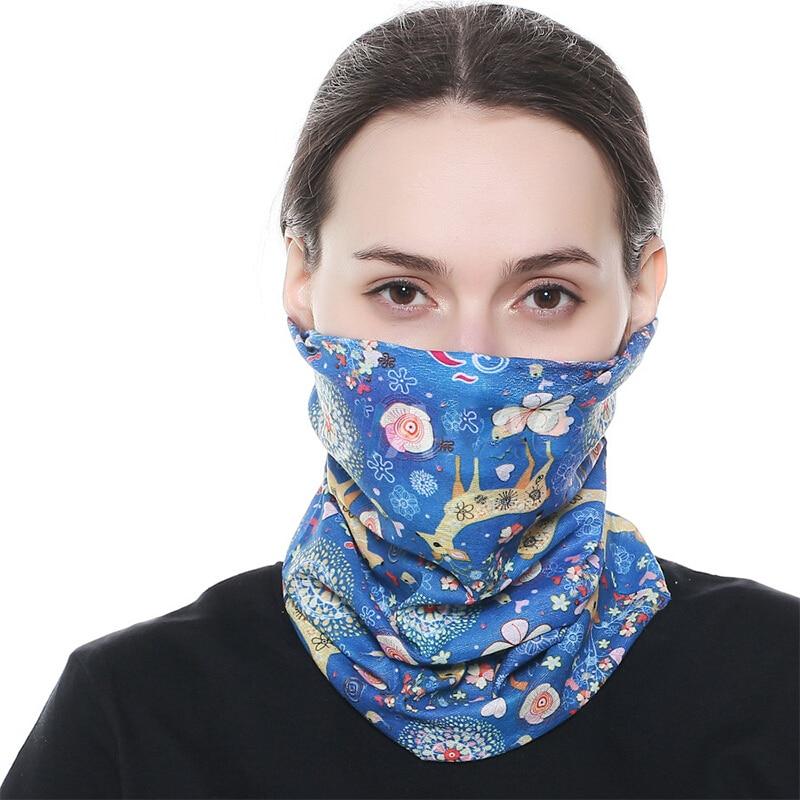 Bicycle Headbands Road Mountain Bike Headwear New Design Riding Magic Cycling Scarf Bandanas Dust Mask Outdoor Sports Scarf