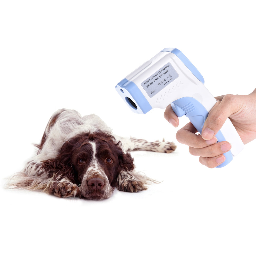 Digital Pet Thermometer Non Contact Infrared Veterinary