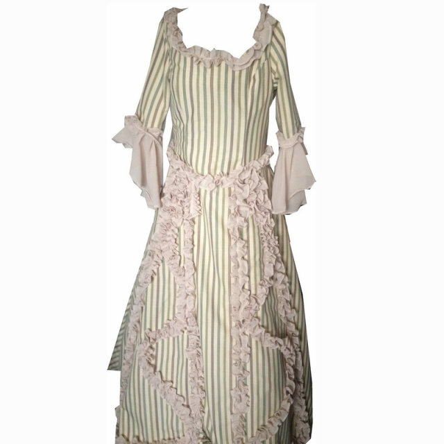 D-020 Victorian Gothic Civil War Southern Belle Ball Gown Dress Halloween  Vintage dresses Sz US 6-26 XS-6XL 4a480f2ba044