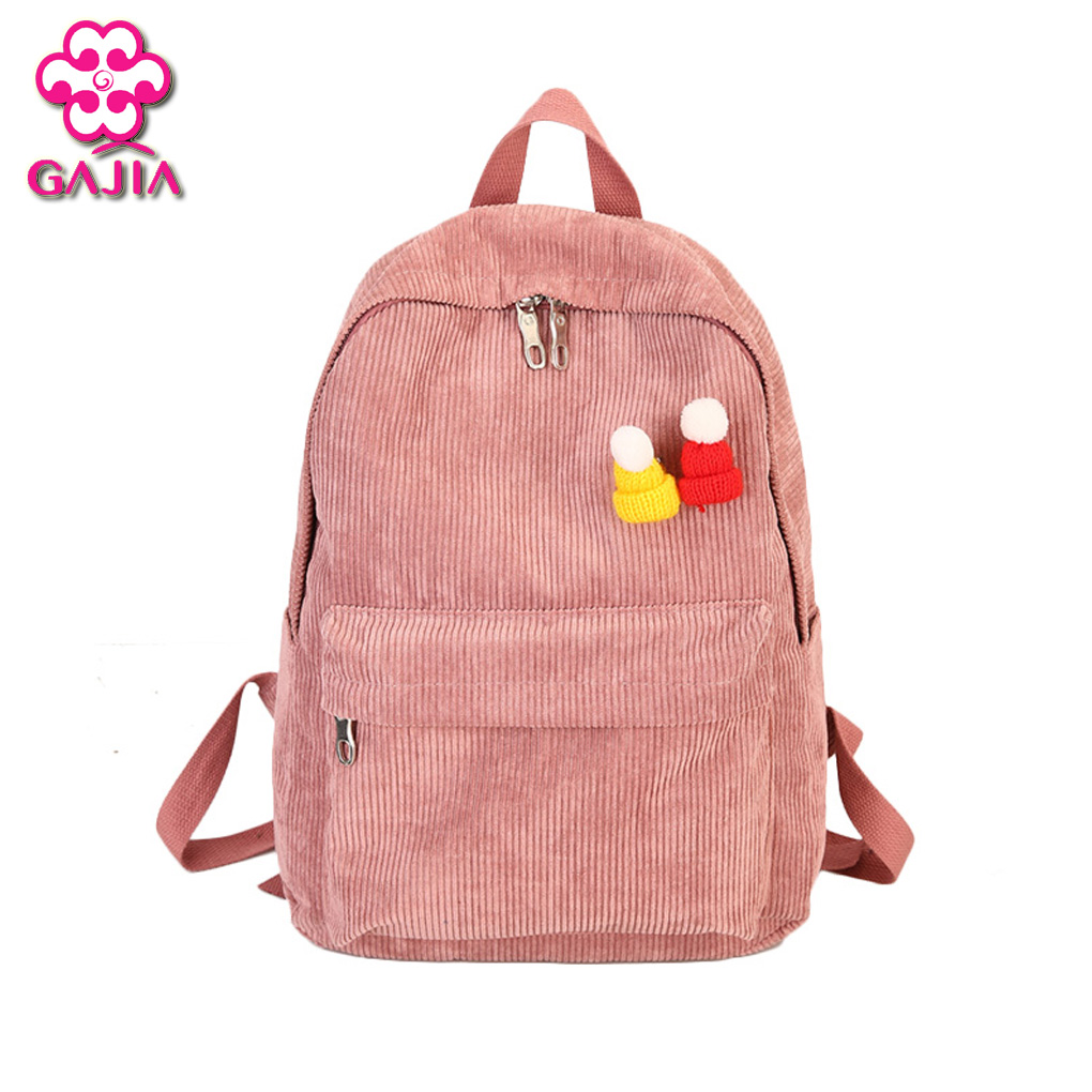 GAJIA Casual Women Backpack College School Shoulder Bags Bookbag Schoolbag for Teenagers Girls Large Capacity Backbag Mochila delune new european children school bag for girls boys backpack cartoon mochila infantil large capacity orthopedic schoolbag