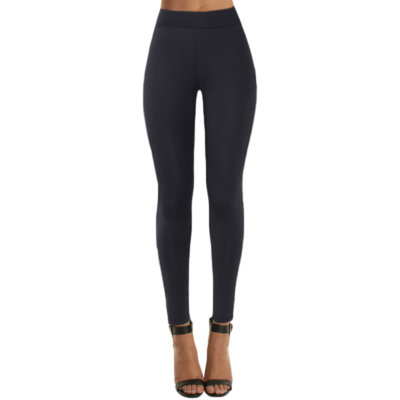 Women Slim Leggings Women Mujer Fitness Workout Trousers Elastic High Waist Pencil Pants Leggins Jeggings Gothic Plus Size 5XL
