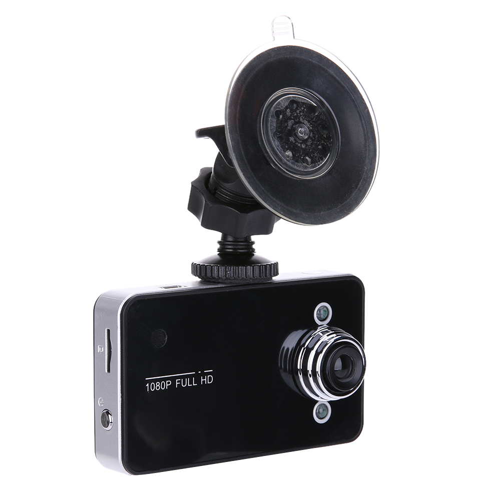 K6000 Driving Recorder Car DVR Camera Ultra FHD 1080P 140 Degree Wide Angle Night Vision Cycle Recording Car Dash Camcorder 14