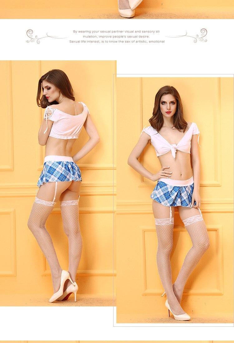 Fantasy plaid skirt sex share your