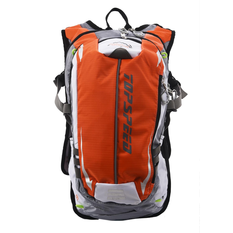 LJL LOCAL LION 18L Orange Waterproof Backpack Ultralight Bicycle Cycling Bike Backpacks Travel Mountaineering Bag