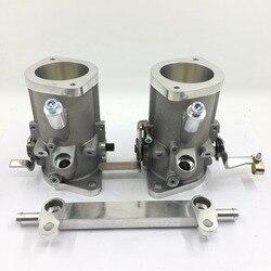 45IDA Gasklephuizen vervangen 45mm Weber en dellorto carburateur carburateur carb zonder 1600cc Injectoren (fit) topkwaliteit